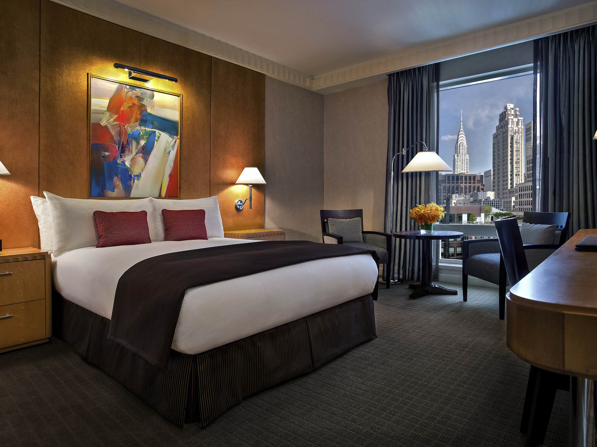 Hotel In NEW YORK CITY Sofitel New York - Hotel avec cuisine new york