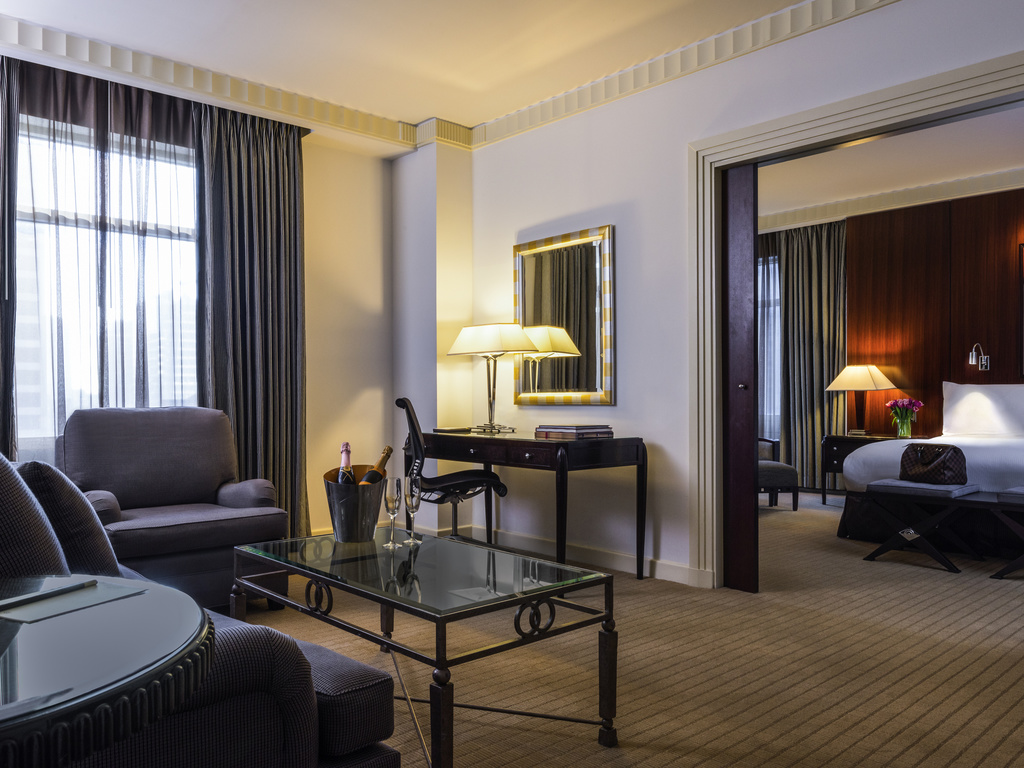 Hotel In NEW YORK CITY Sofitel New York - 8 awesome extras in luxury hotel rooms