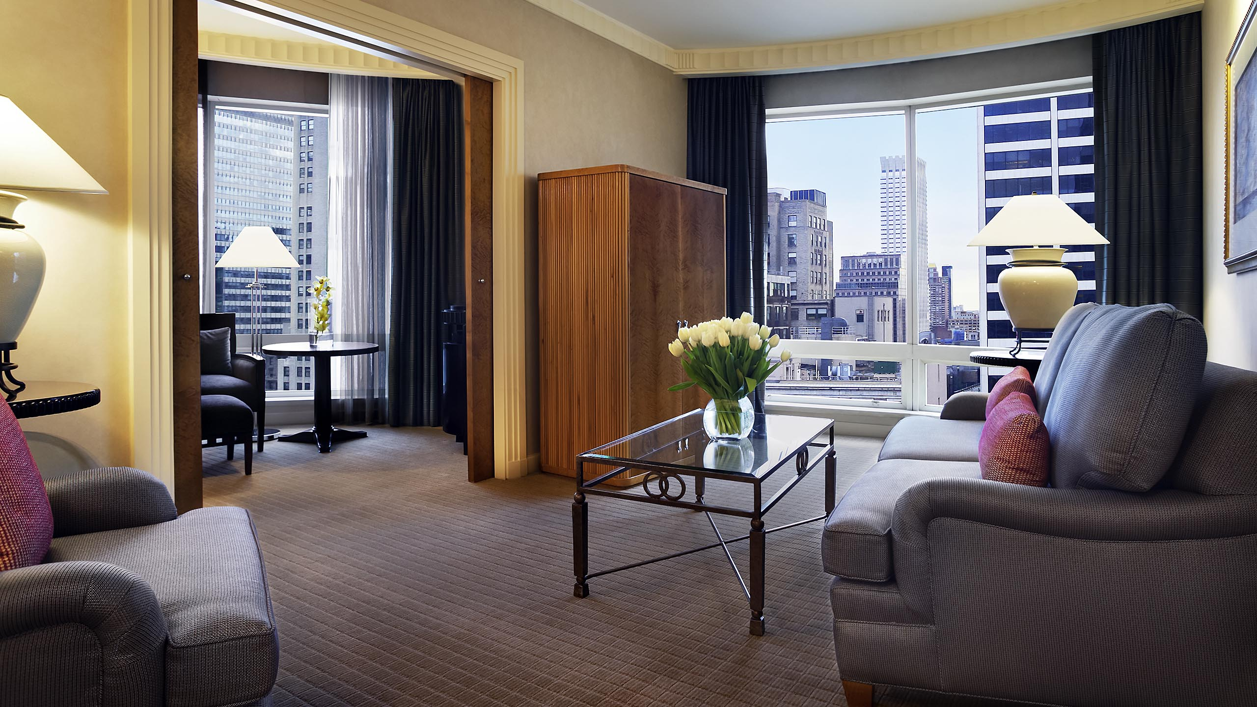 Luxushotel New York City Sofitel New York