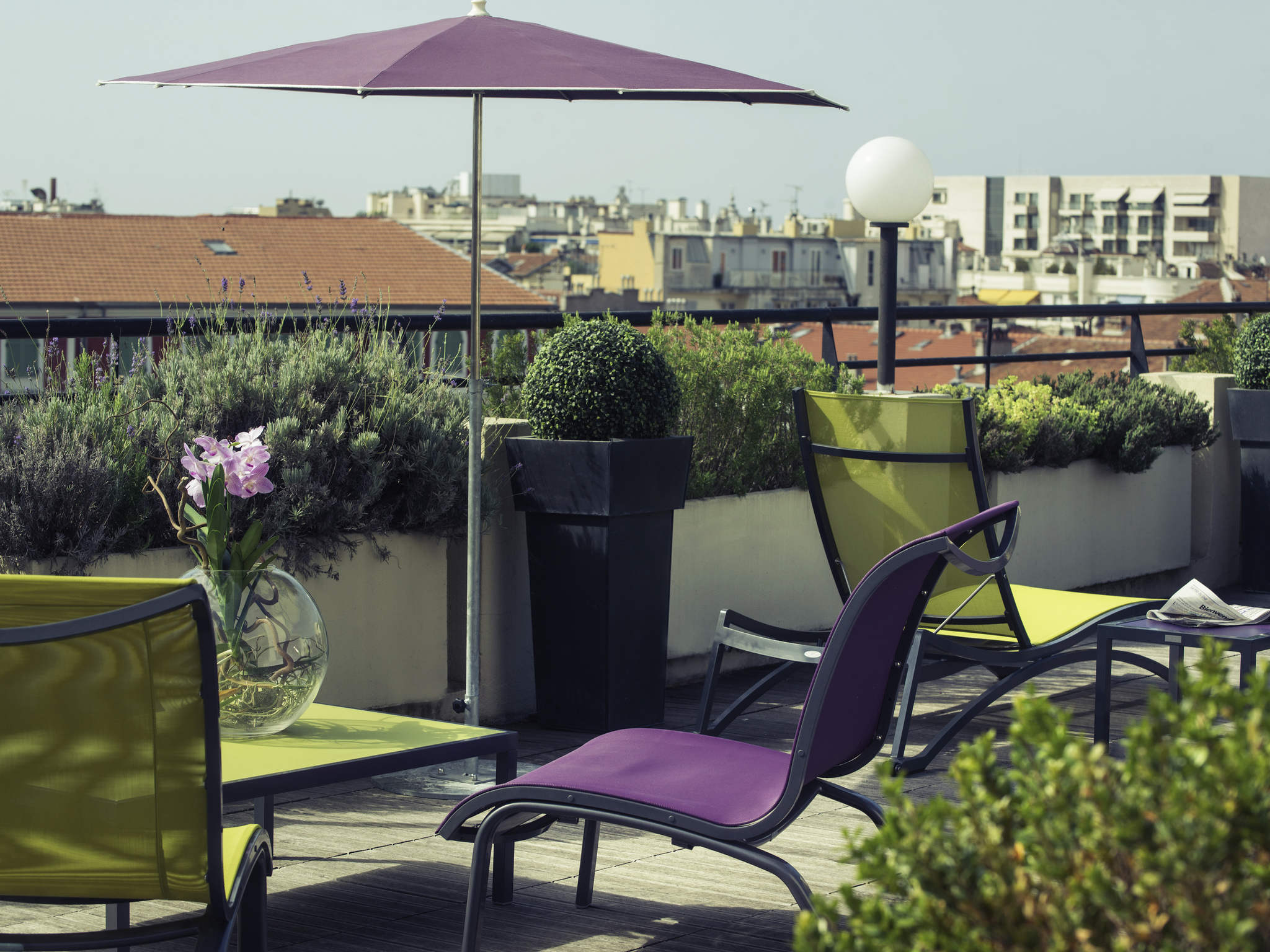Hotel - Mercure Nice Centre Grimaldi Hotel