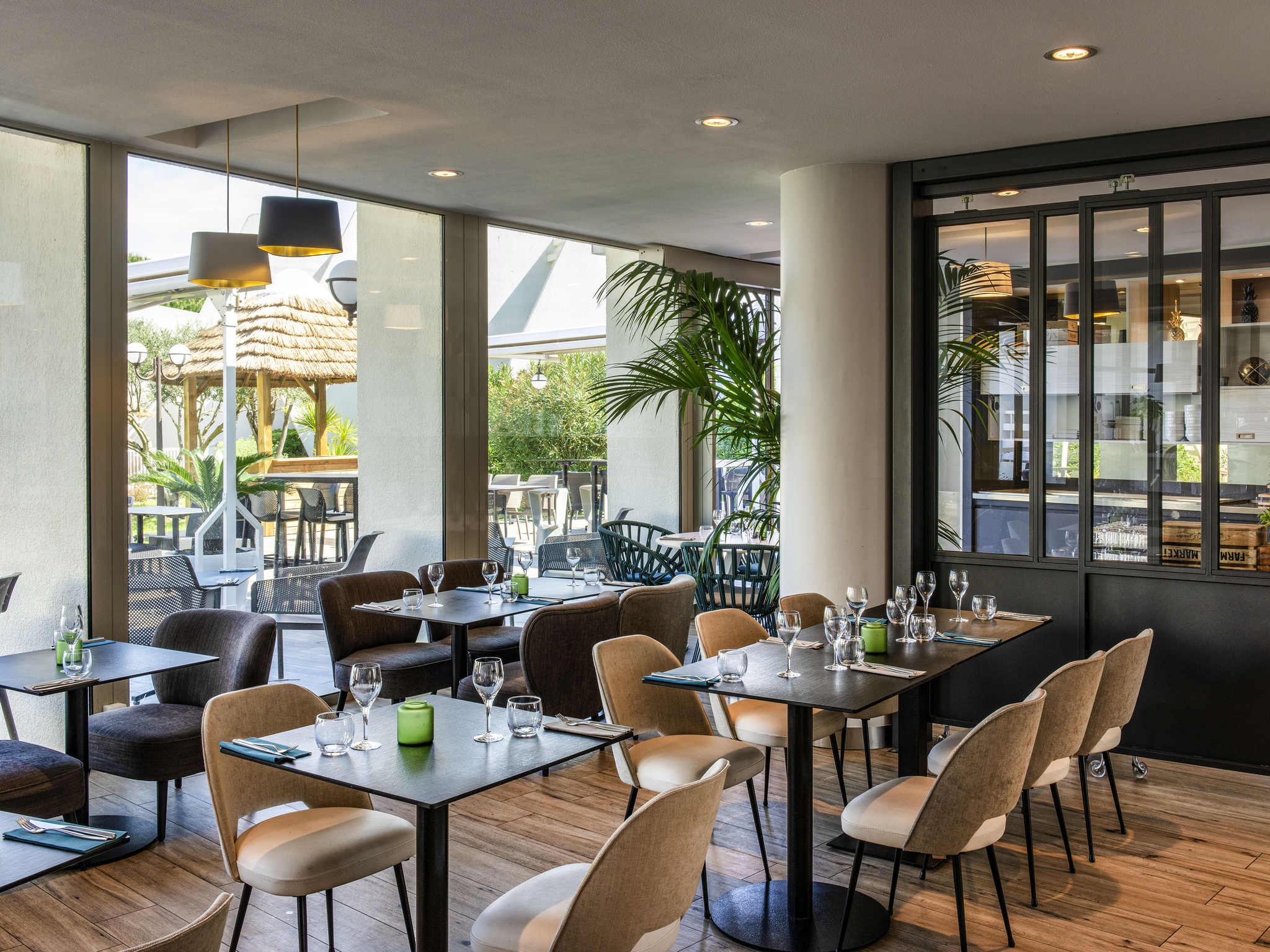 Hotel – Novotel La Grande Motte Golf