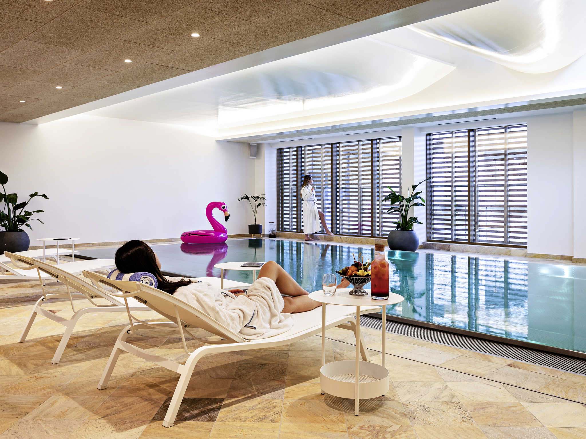 โรงแรม – พูลแมน ปารีส เซ็นเตอร์ แบร์ซี