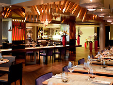 The L'Esprit du 12ème restaurant offers inspired cuisine for you to sample and enjoy