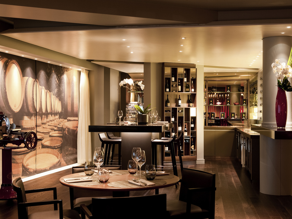 L Esprit Du 12eme Paris Restaurants By Accor