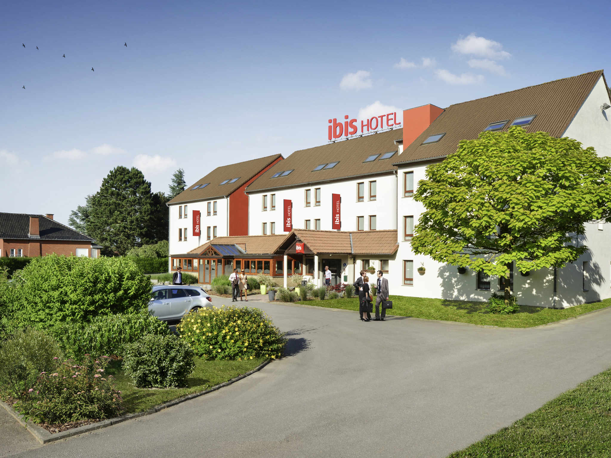 Hotel Ibis Charleroi Airport Brussels South
