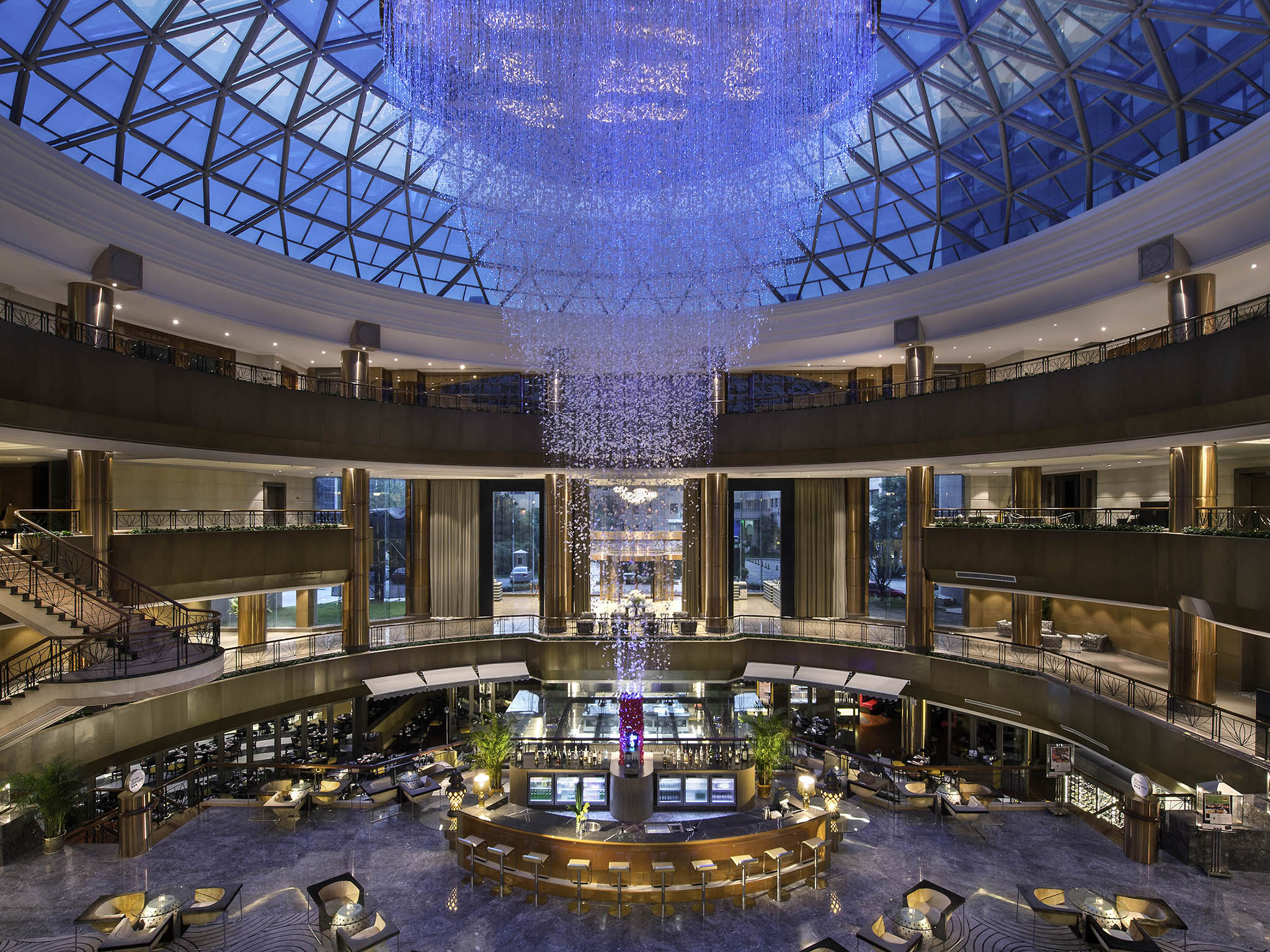 호텔 – Sofitel Zhengzhou International