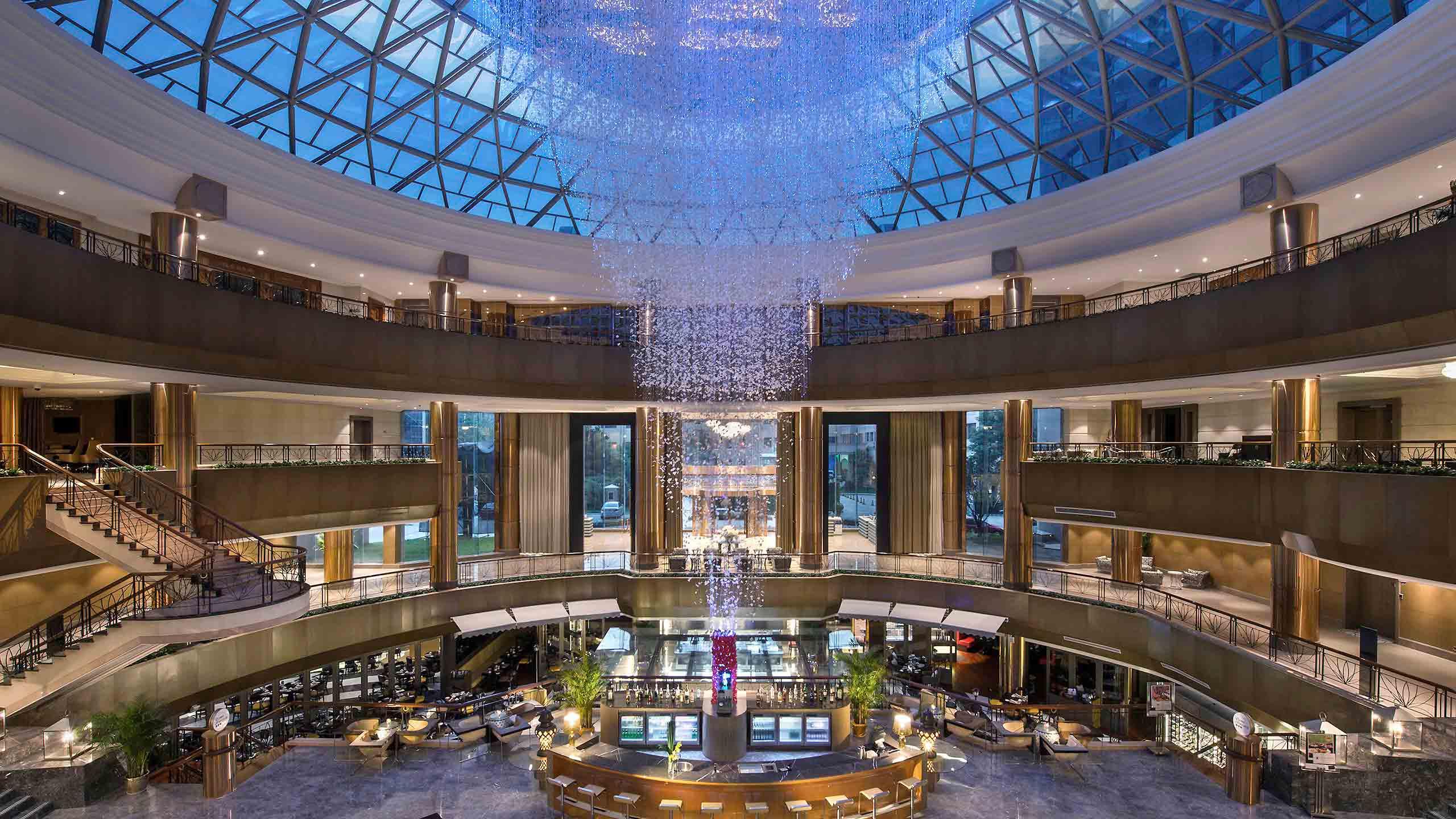 luxury hotel zhengzhou � sofitel zhengzhou international
