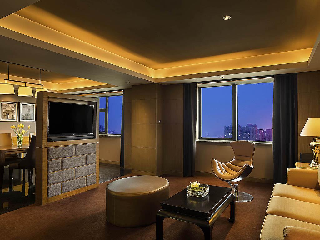 Hotel di Lusso a Zhengzhou – Sofitel Zhengzhou International #B28119 1024x768 Banheiro Com Banheira E Tv