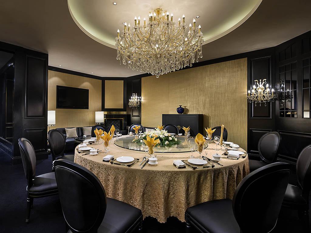 Canton Garden Restaurant Zhengzhou Restaurants By Accorhotels