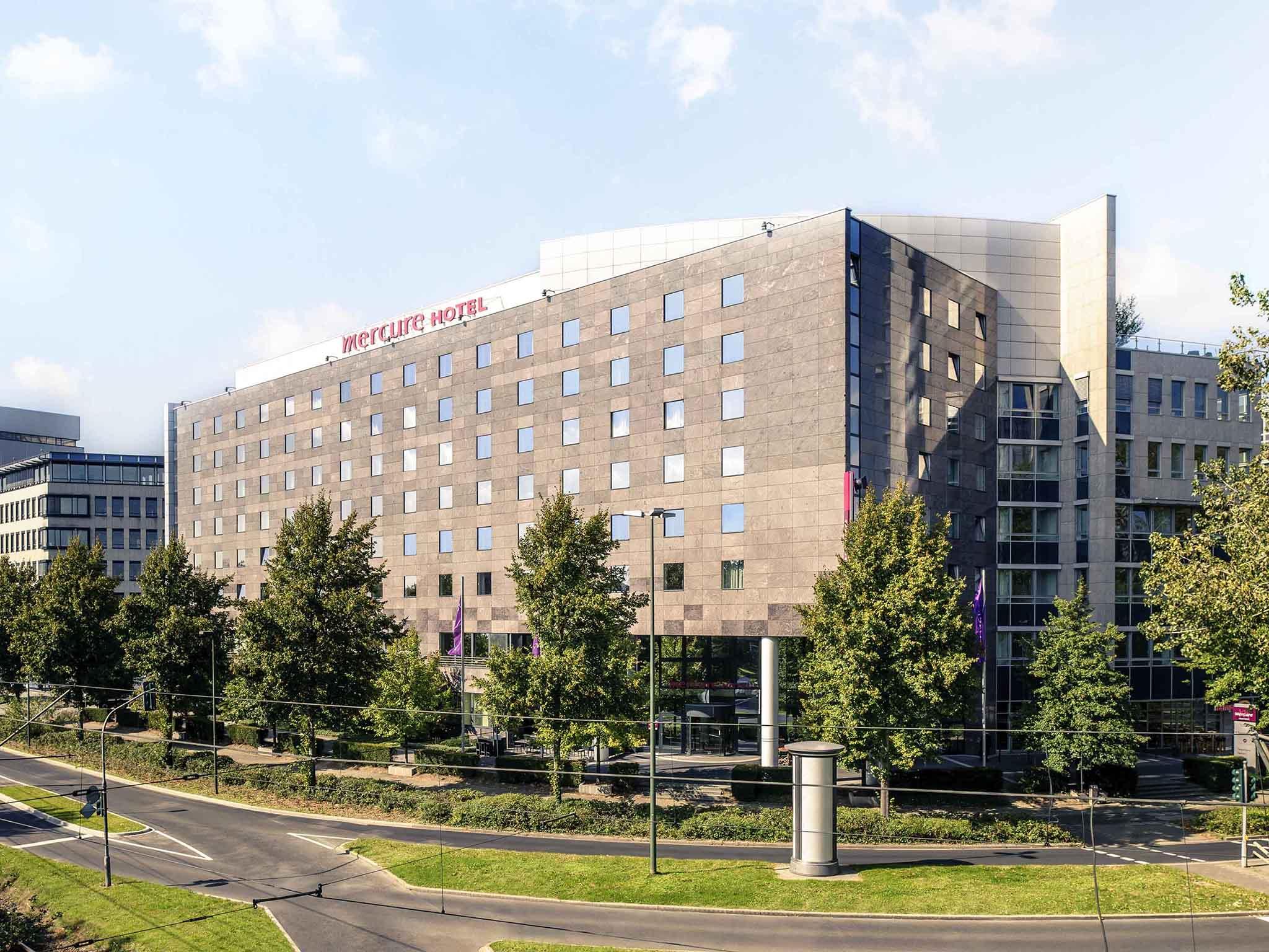 โรงแรม – Mercure Hotel Duesseldorf Seestern