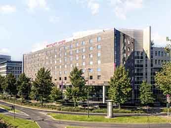 メルキュールホテルデュッセルドルフゼーシュテルン