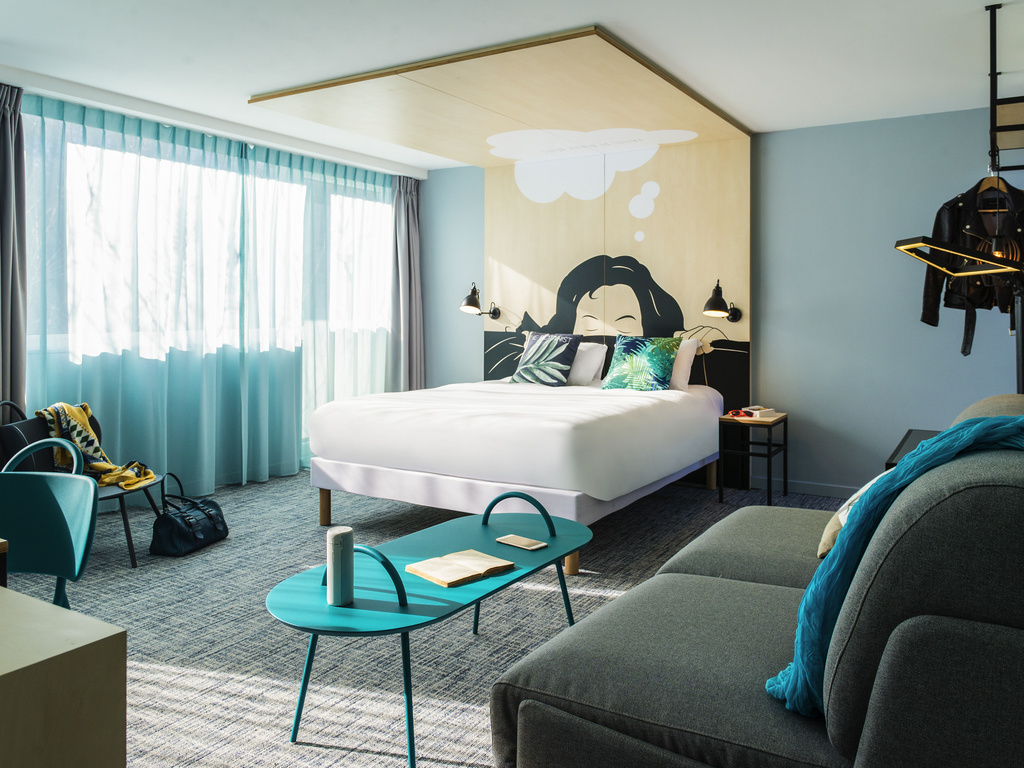 Hotel in LOUVAIN LA NEUVE - ibis Styles Meeting Center Louvain la ...