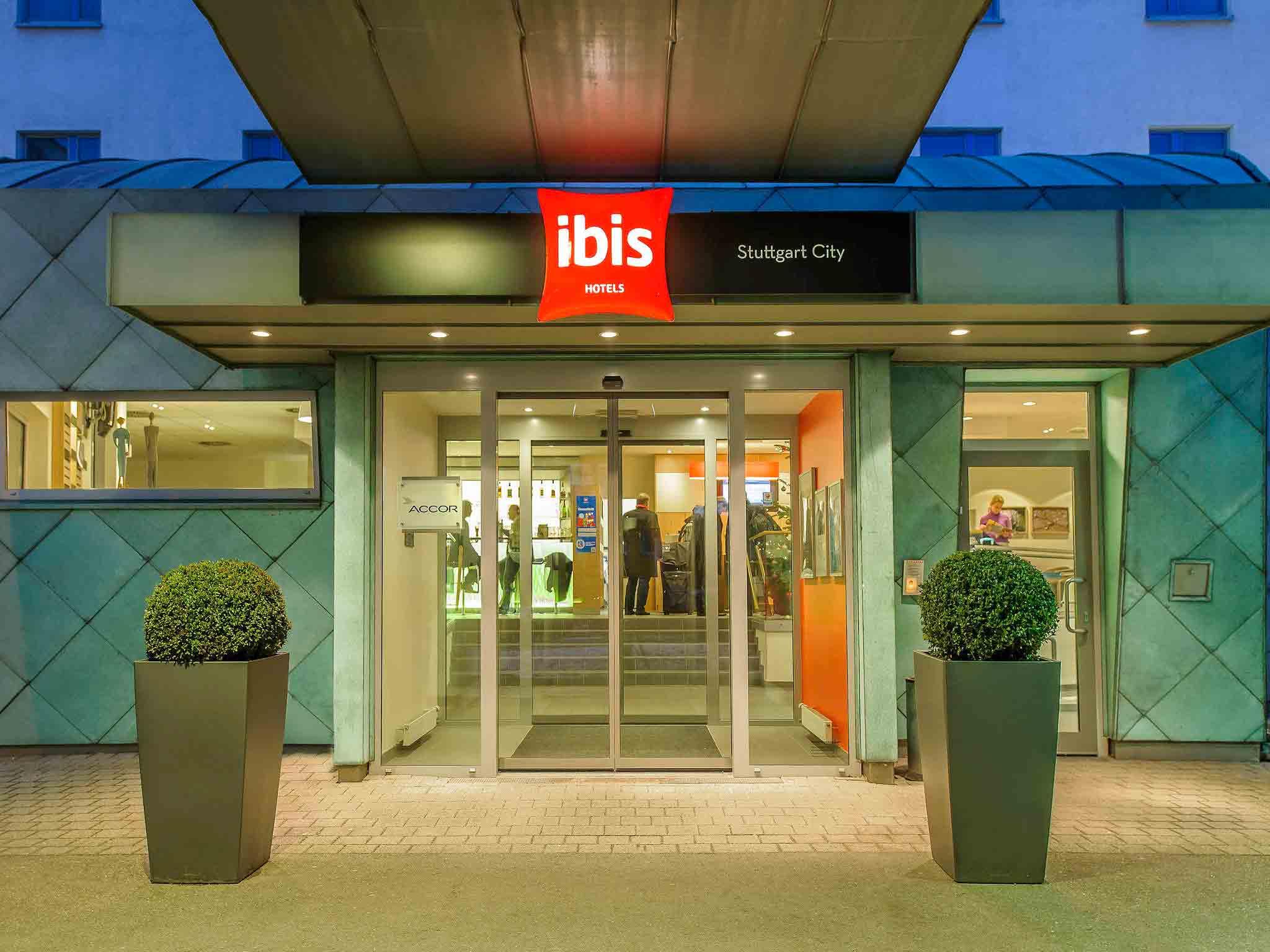 Hotel Ibis Stuttgart City