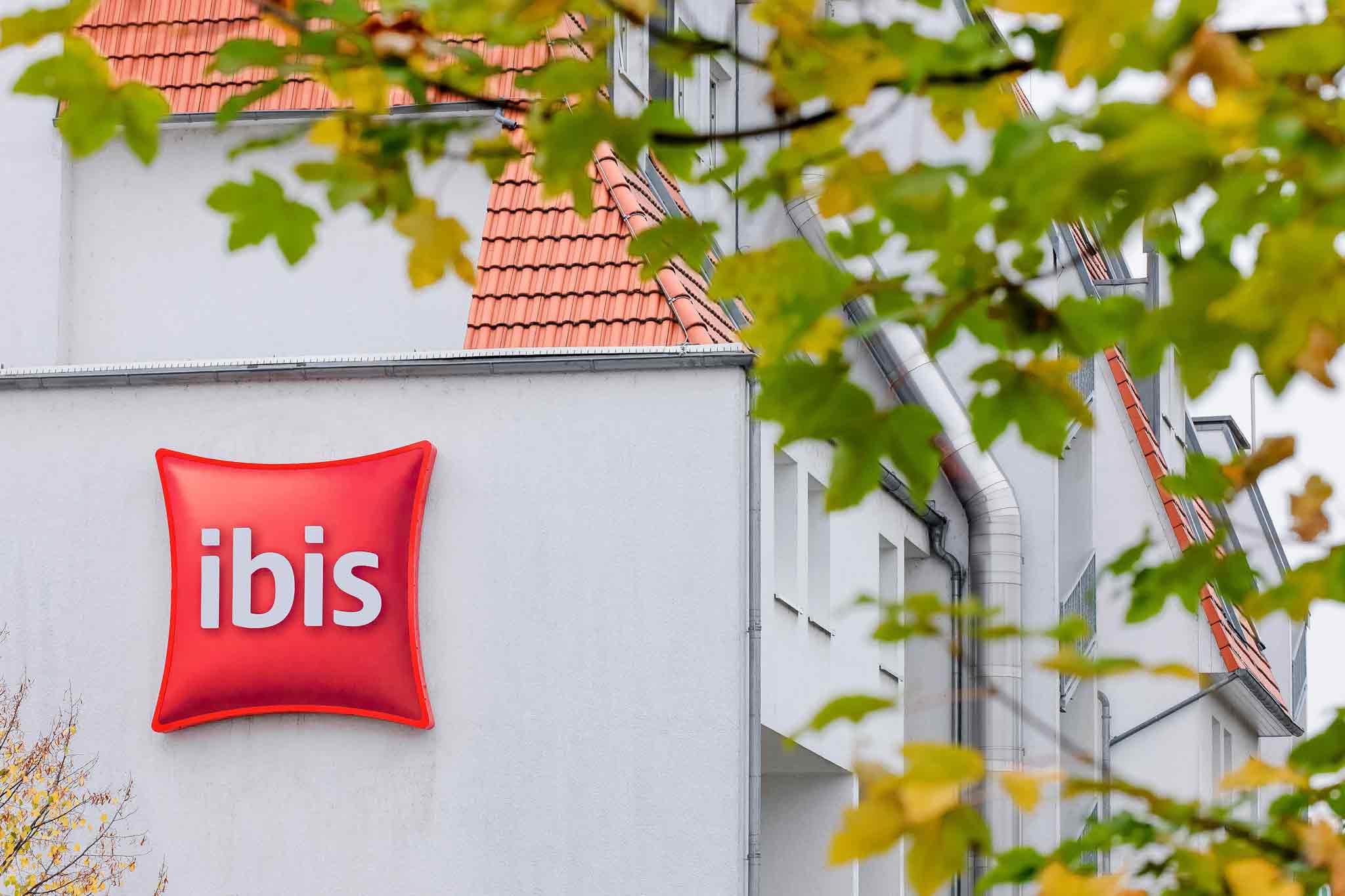 โรงแรม – ibis Frankfurt Airport