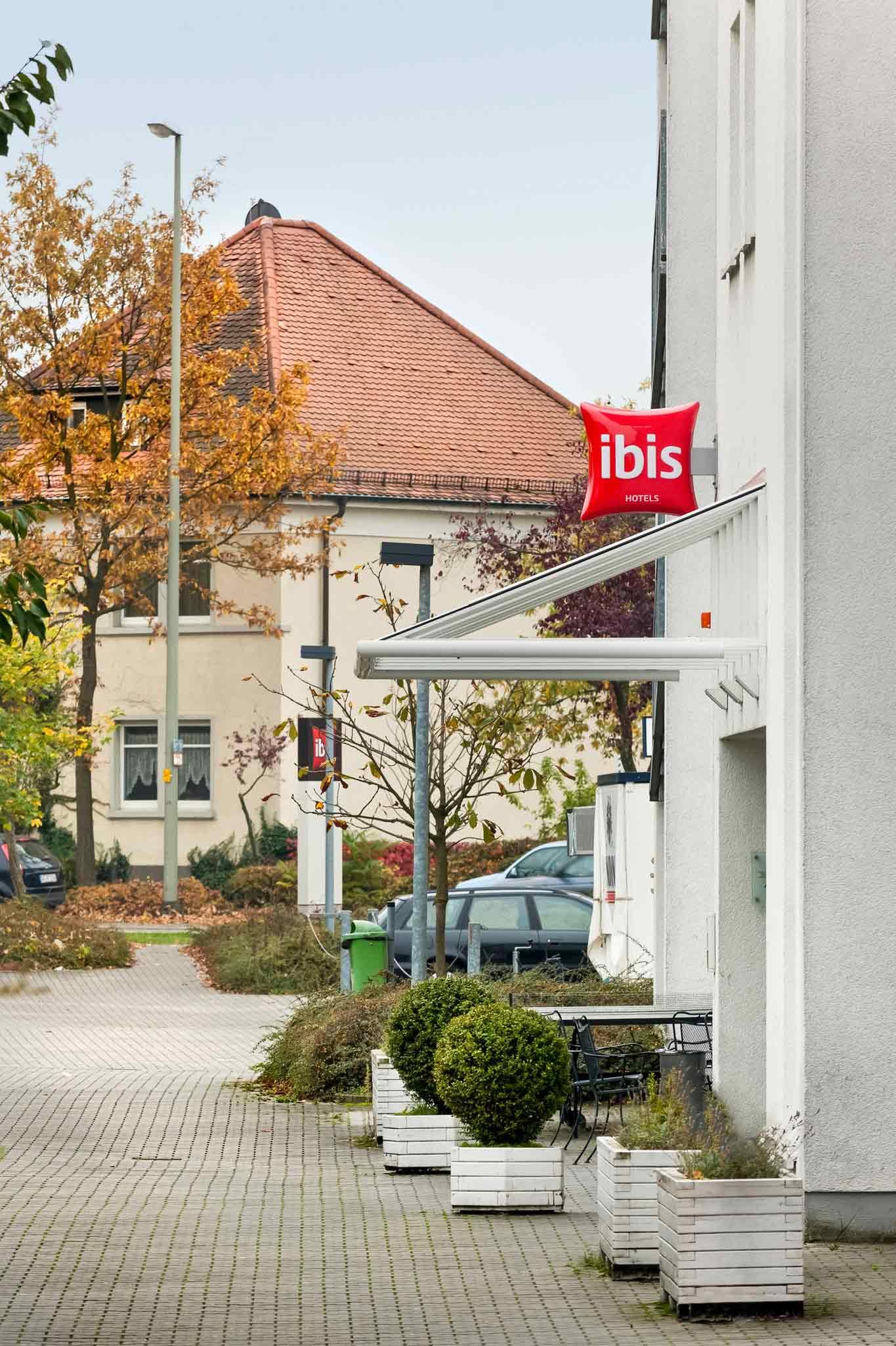 Hotel Ibis Frankfurt Airport
