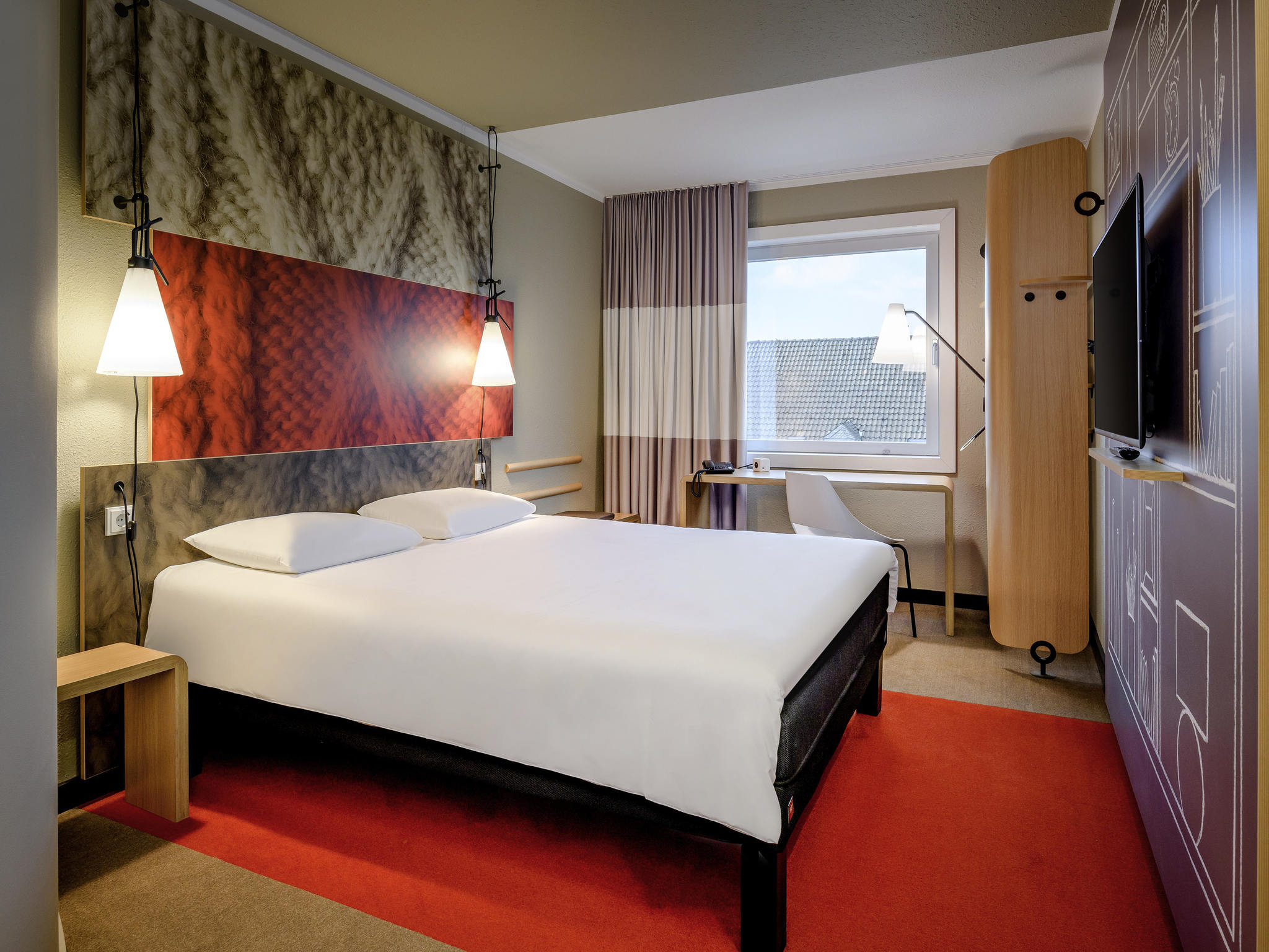 Отель — ibis Muenster City