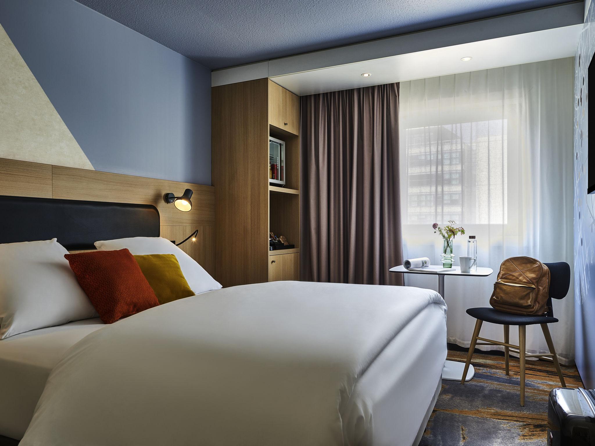 โรงแรม – โรงแรมเมอร์เคียว ปารีส การ์เดอลียง TGV