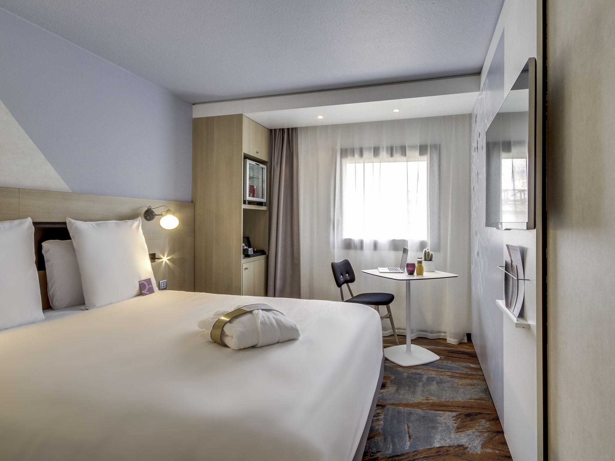 Hotel – Mercure Paris Gare de Lyon TGV hotel