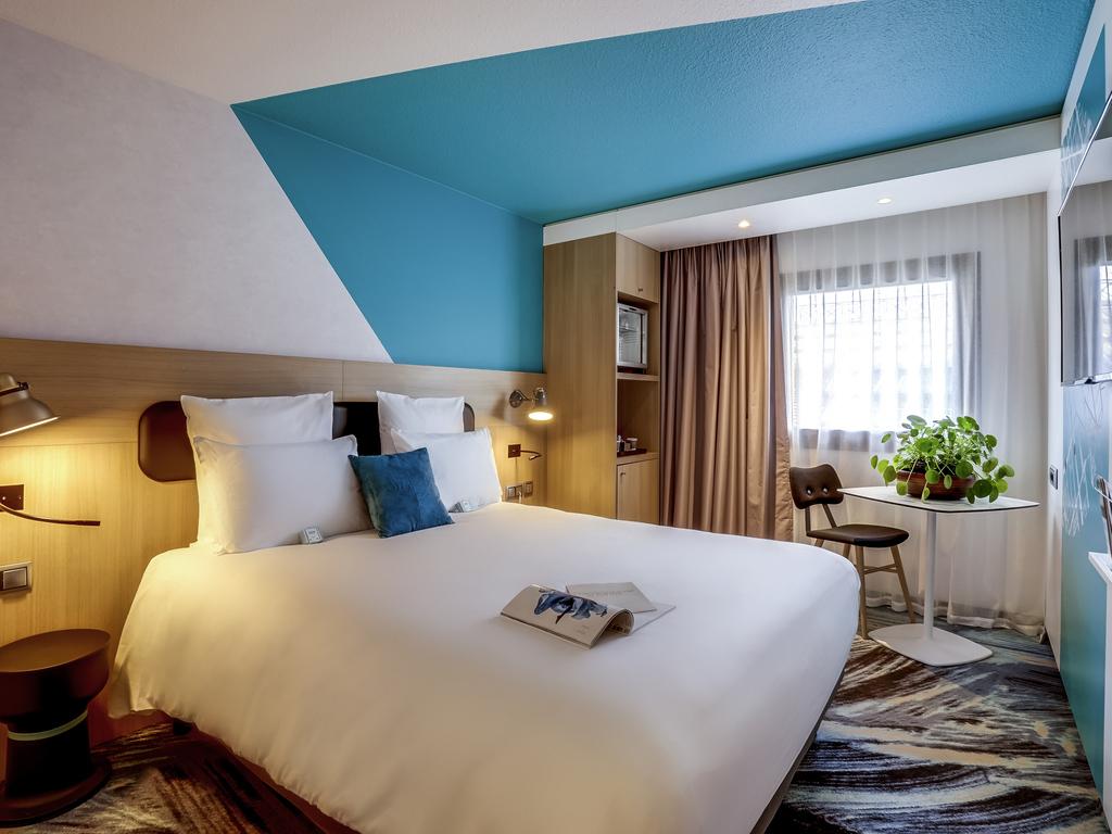 Hotel 4 Etoiles A Paris Mercure Paris Gare De Lyon All