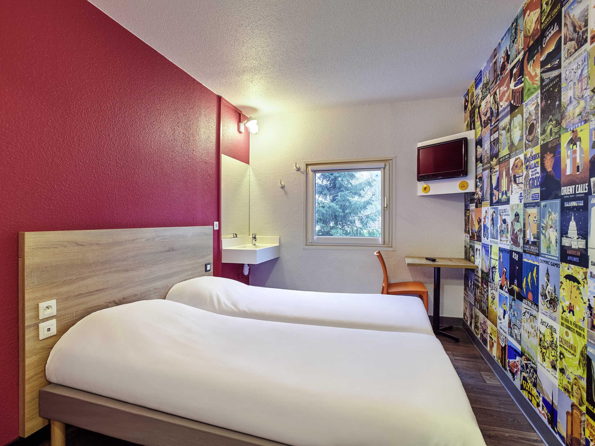 Отель — hotelF1 Saint-Nazaire La Baule