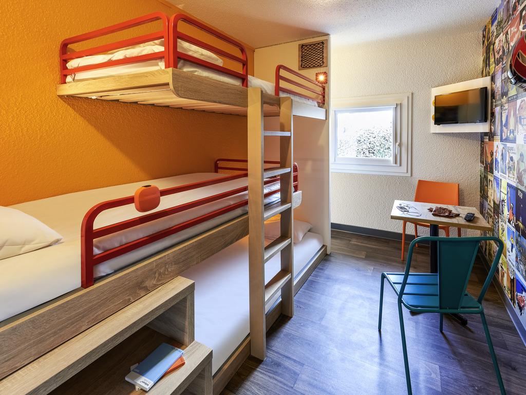 H tel beauvais hotelf1 beauvais for Chambre beauvais