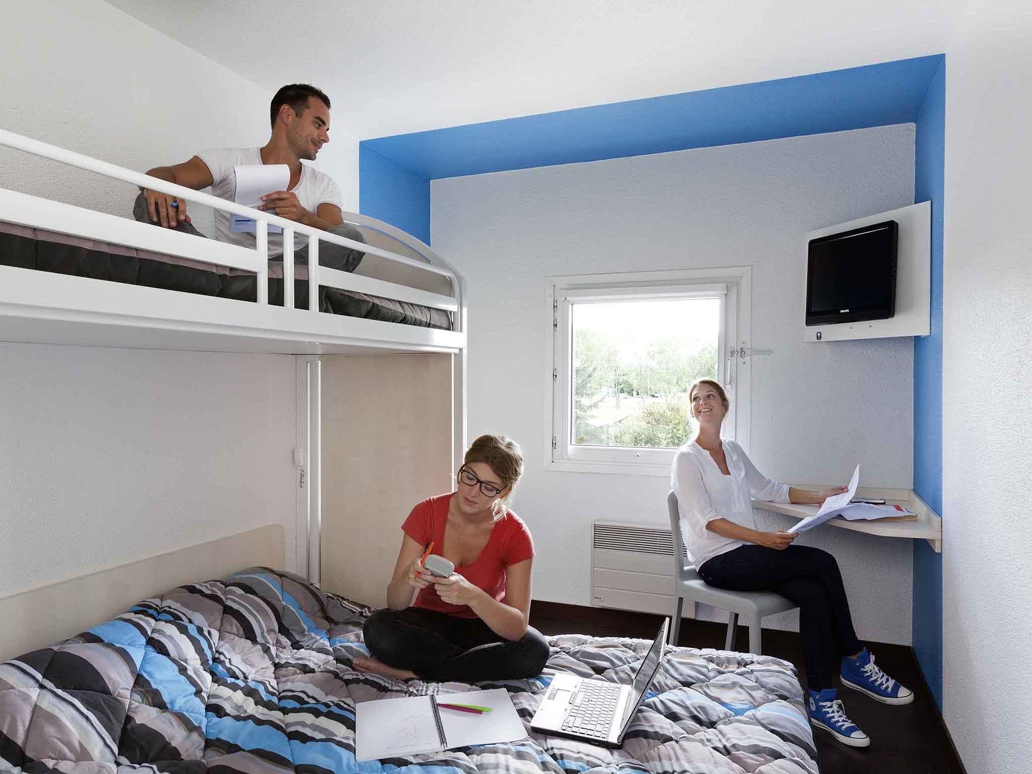 ... Rooms - hotelF1 Charleville Mézières ...