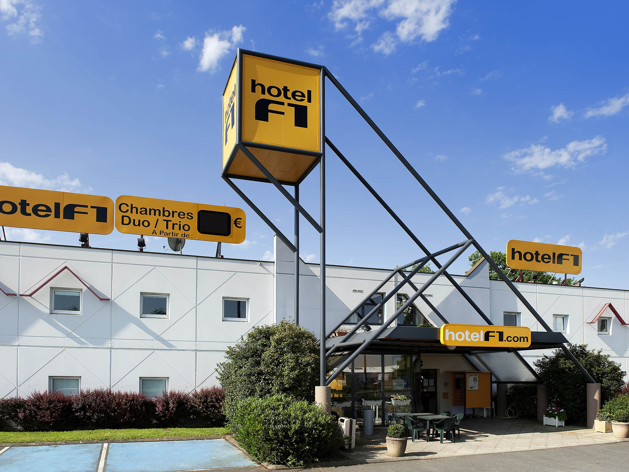 ホテル – hotelF1 Périgueux Boulazac