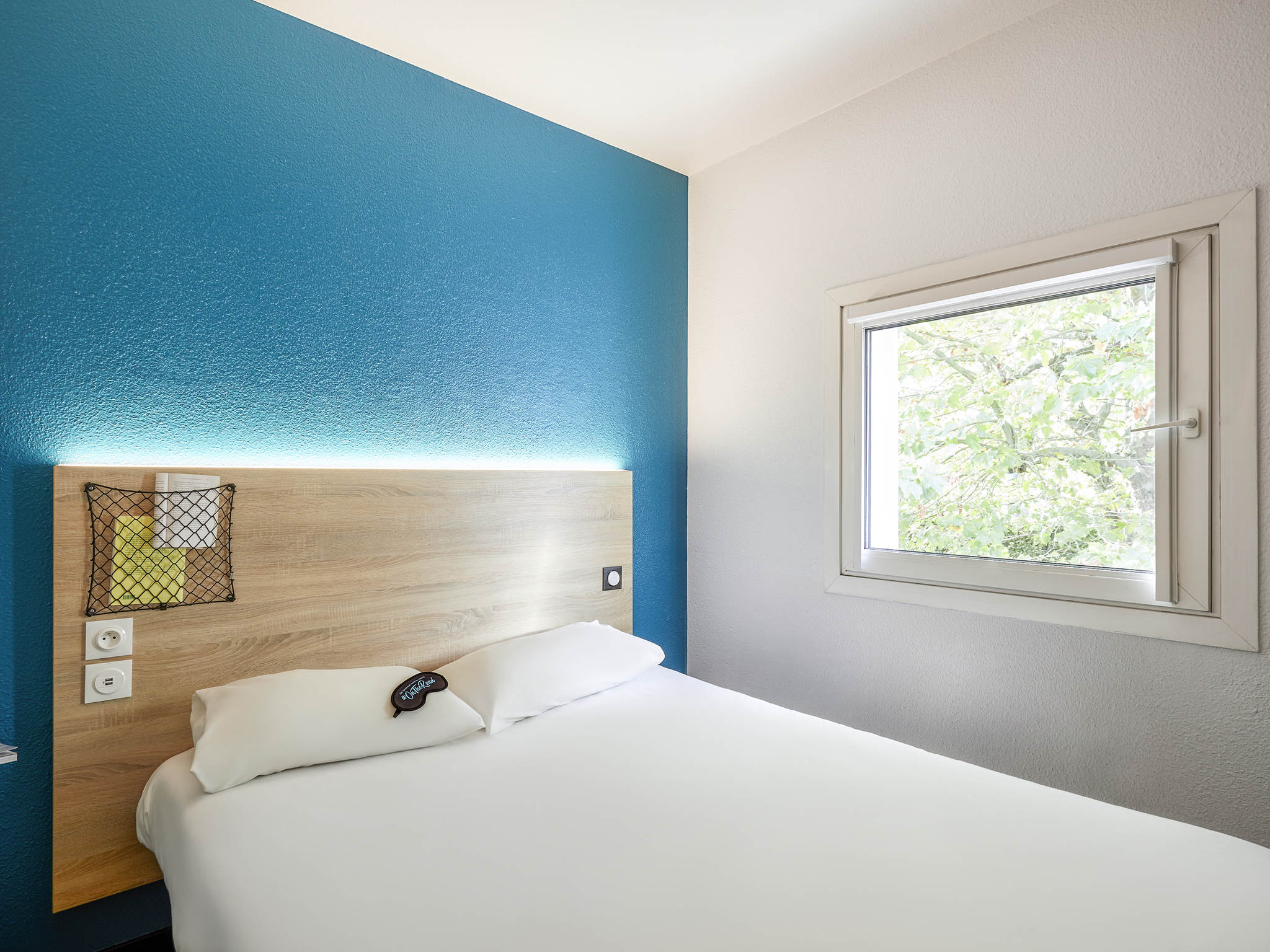 Отель — hotelF1 Lyon Saint-Priest (rénové)