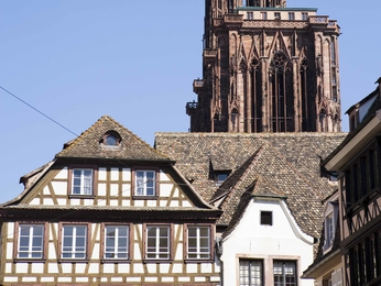 hotelF1 Strasbourg Pont de l'Europe (rénové) à STRASBOURG