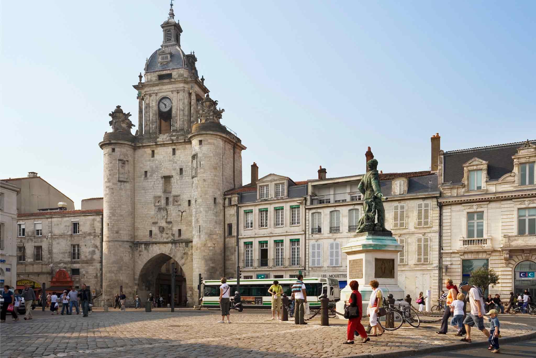 Hotel Centre Ville La Rochelle