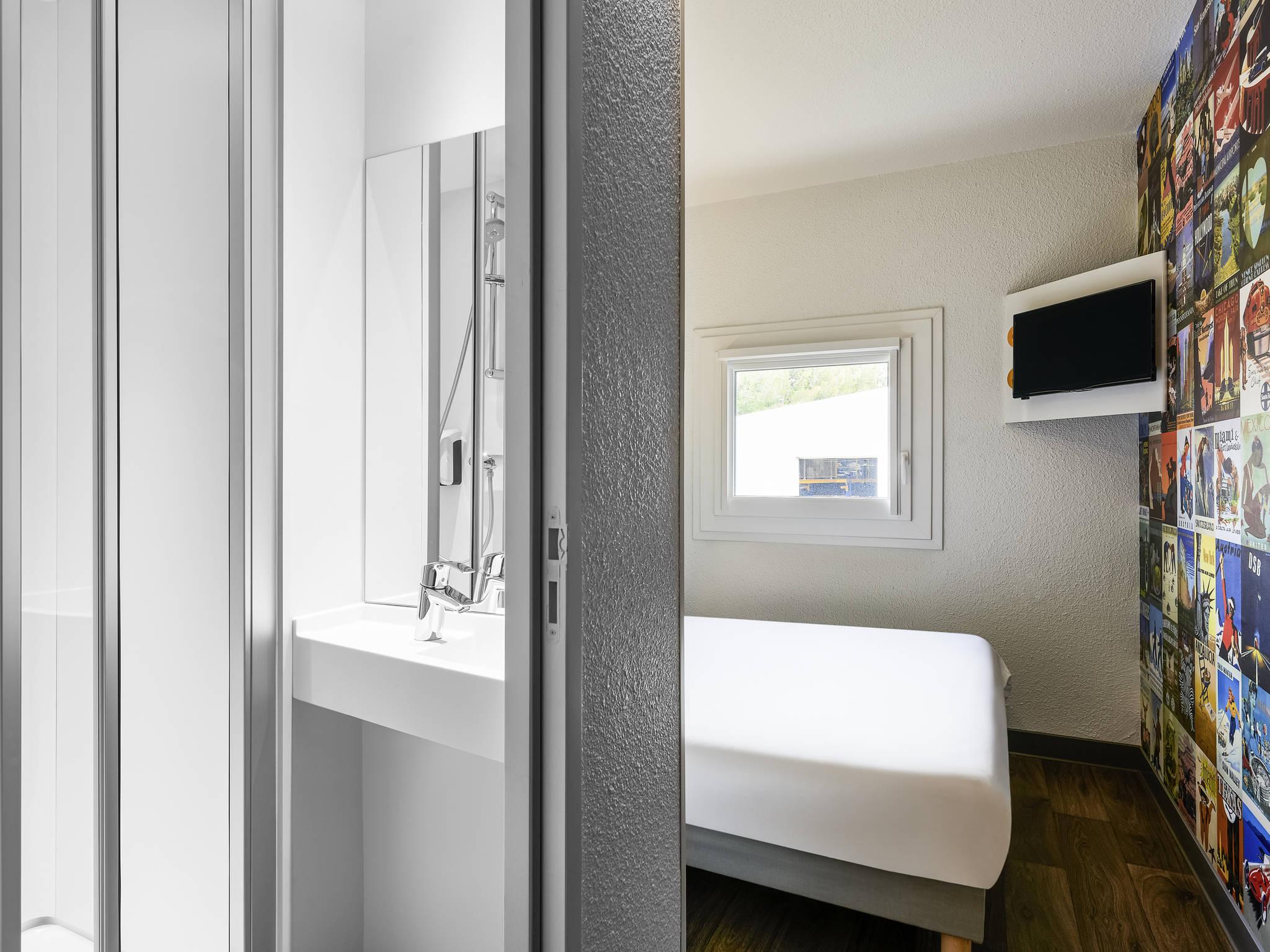 Hotel in RUNGIS - hotelF1 Rungis Orly on