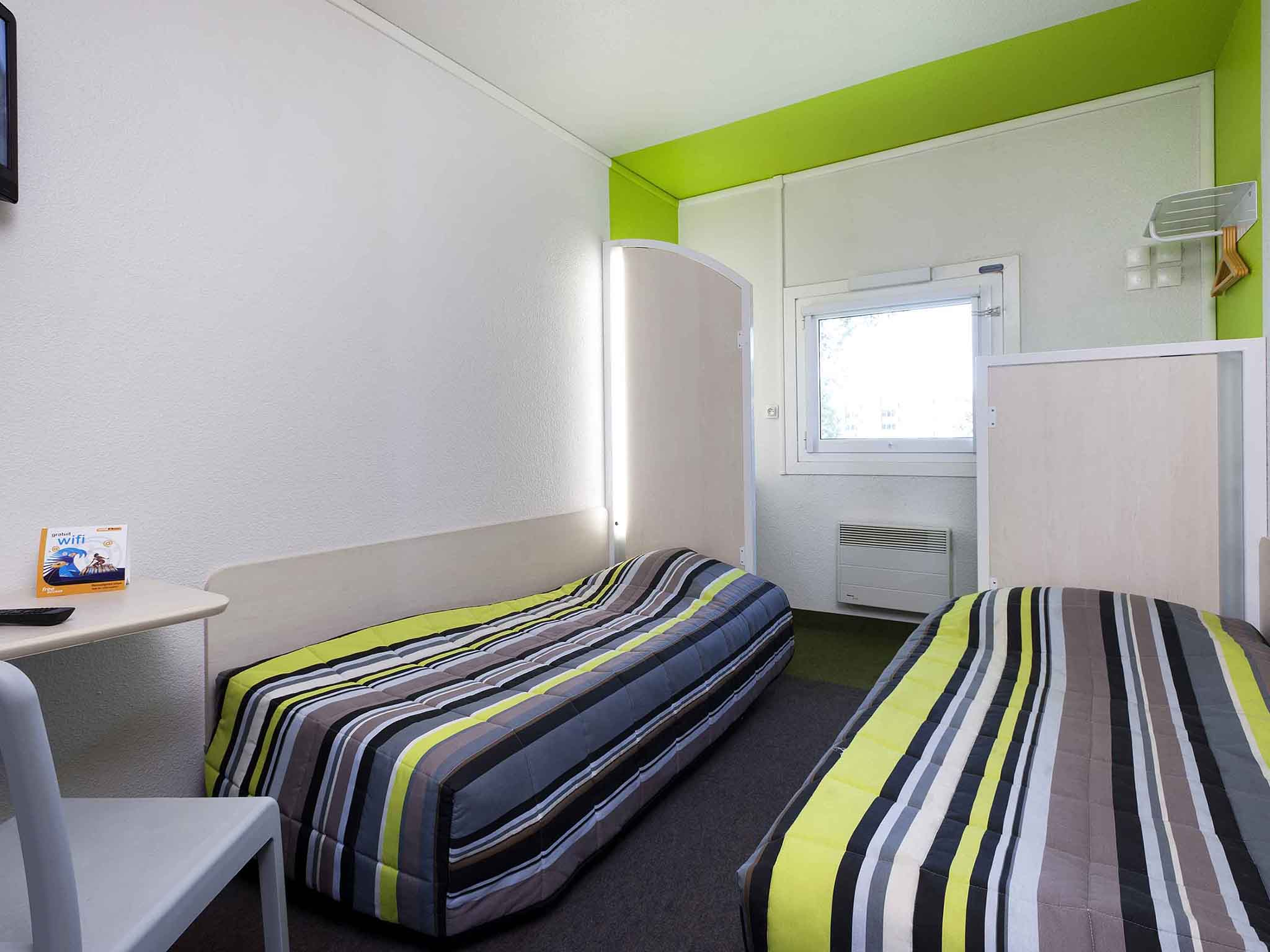 Hotell – hotelF1 Épinal Nord