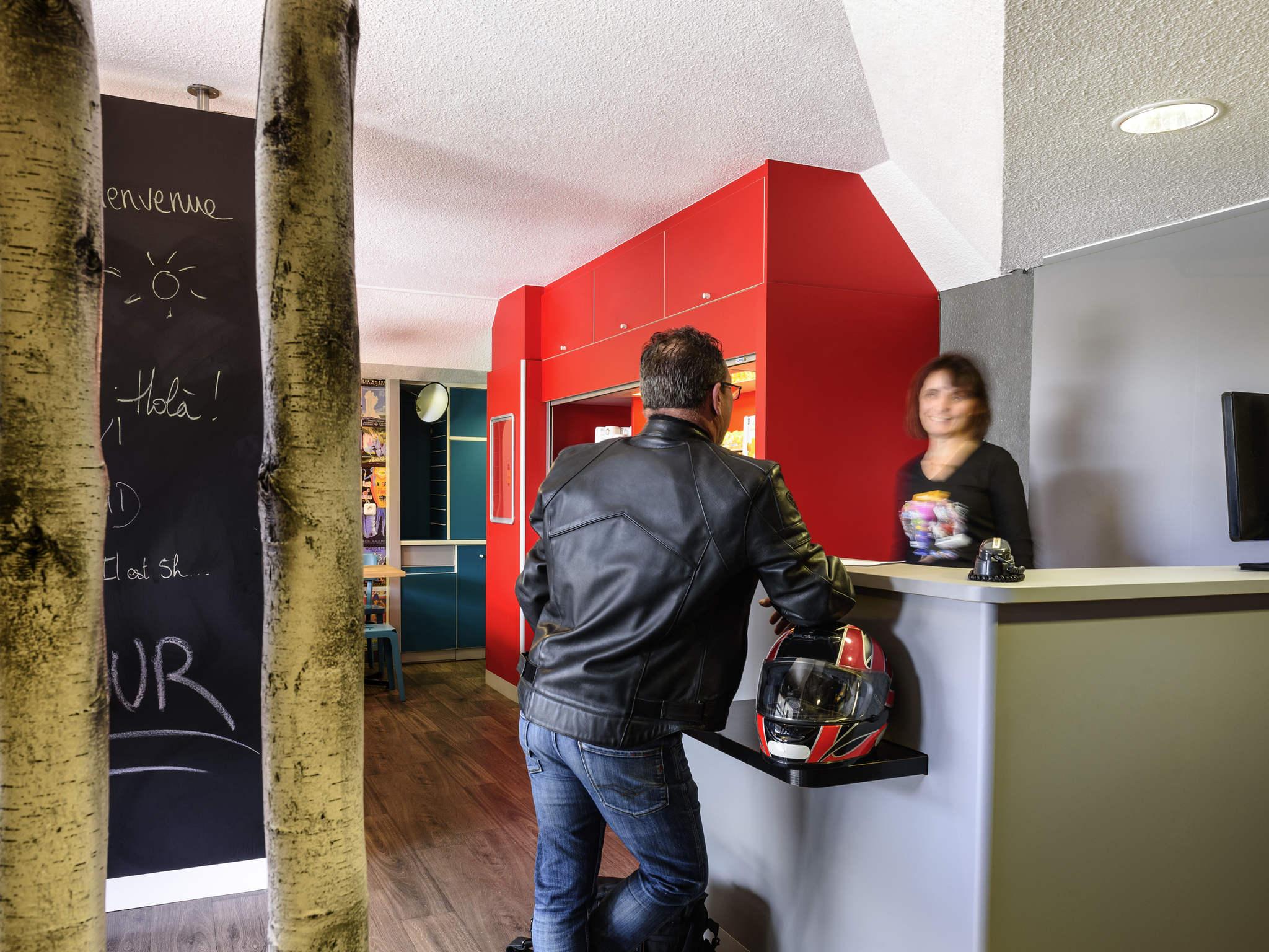 Hotell – hotelF1 Grenoble Université