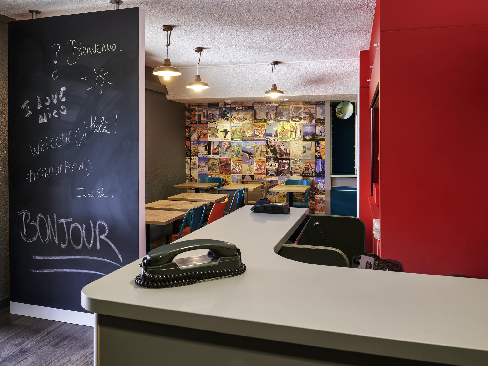 Hotel - hotelF1 Toulouse Airport