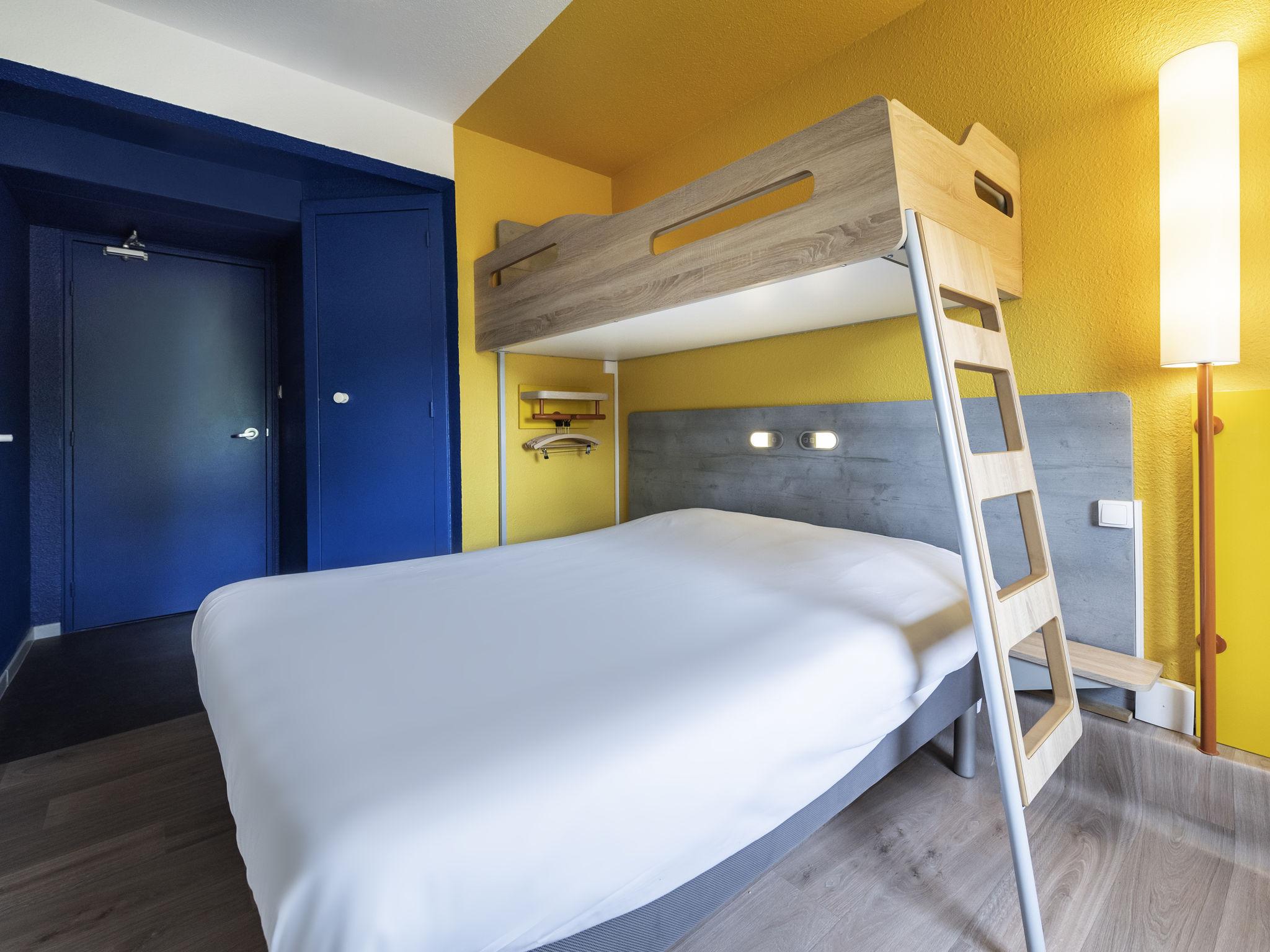 Hotel – ibis budget Nîmes Caissargues