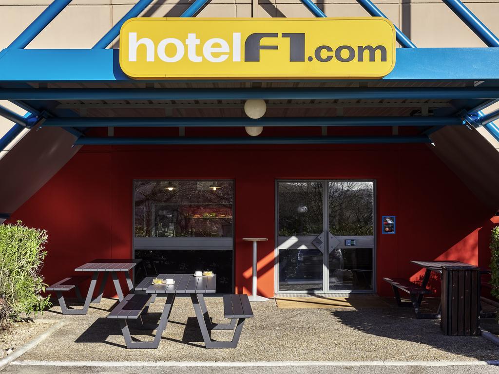 hotelF1 Amiens Est (renoviert)