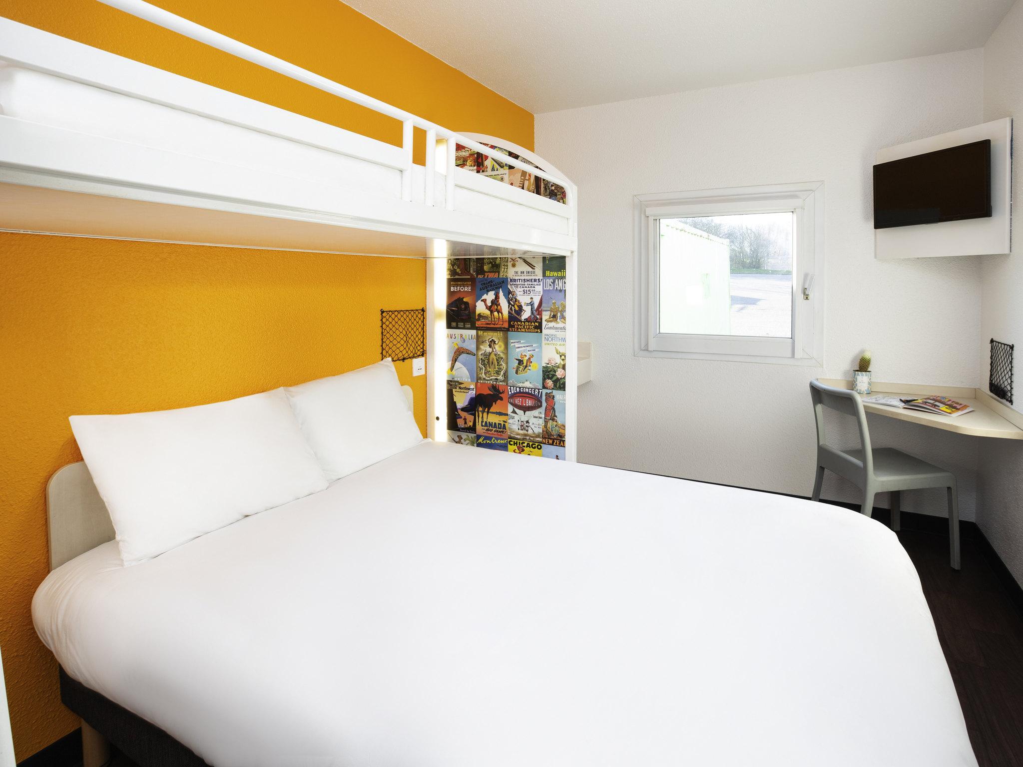 โรงแรม – hotelF1 Saverne Monswiller