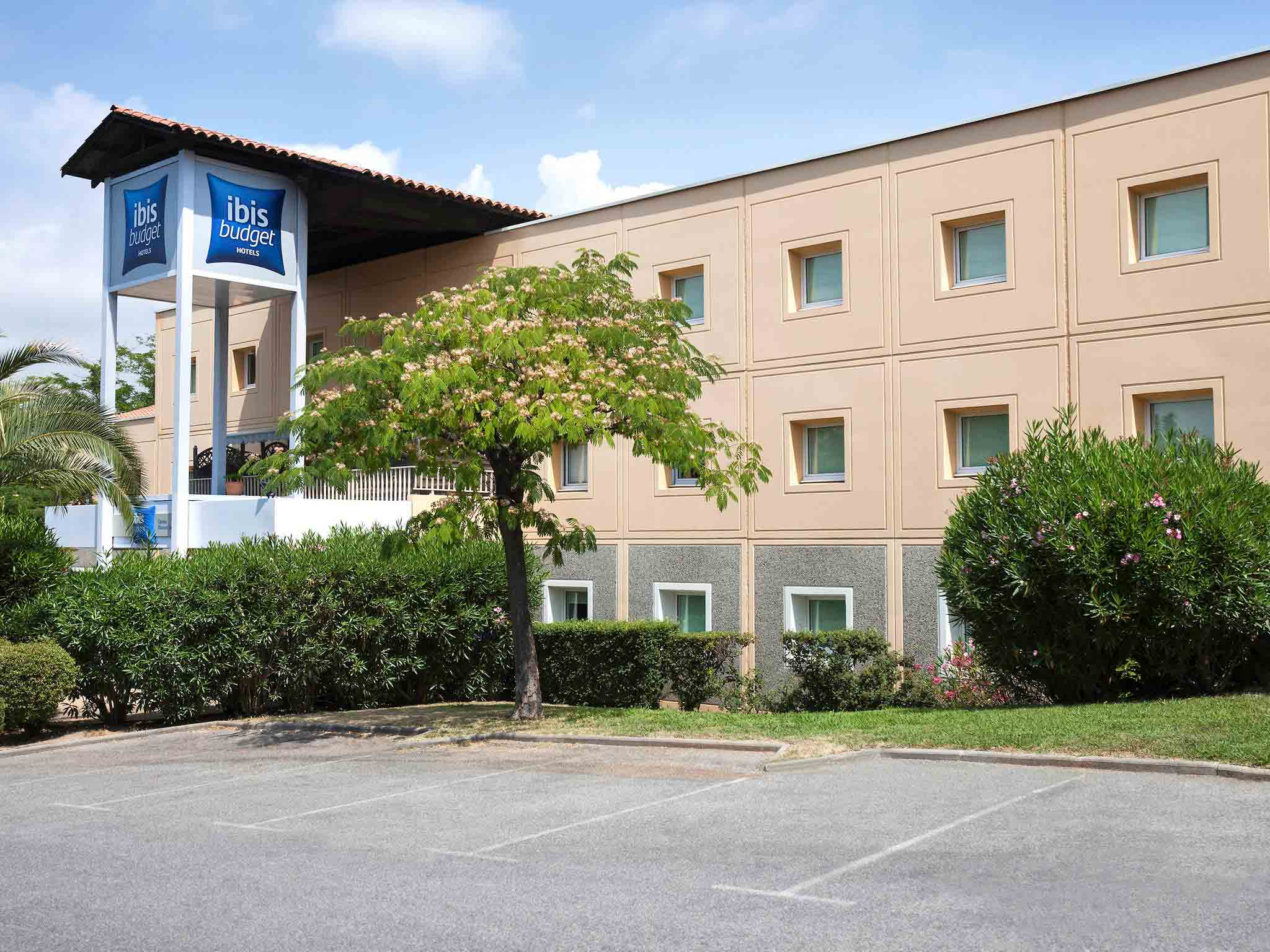 โรงแรม – ibis budget Grasse Mouans-Sartoux