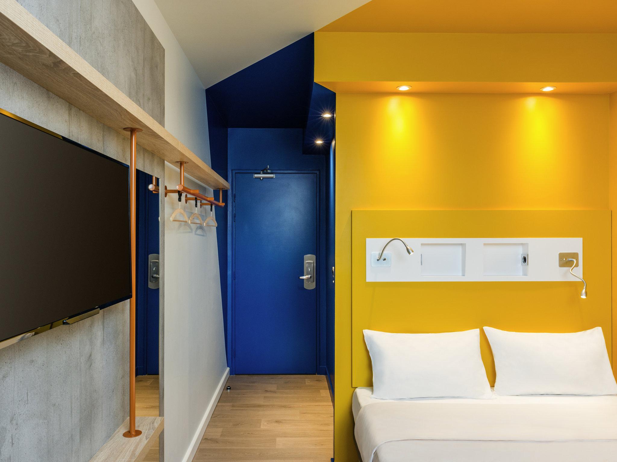 โรงแรม – ibis budget Strasbourg La Vigie