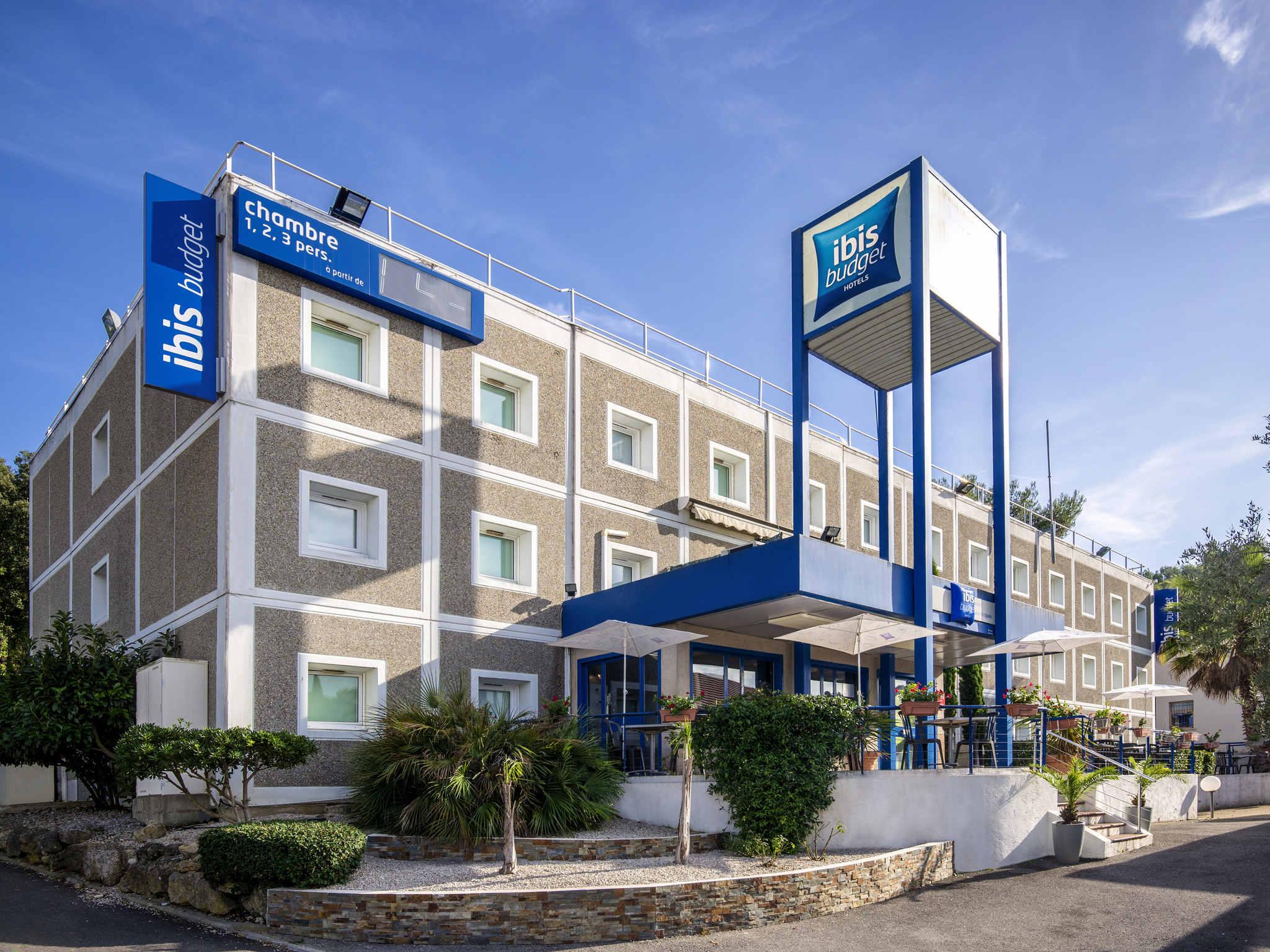 Отель — ibis budget Antibes Sophia Antipolis