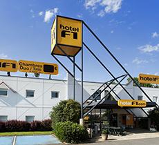 H tel pas cher hotelf1 toulouse l 39 union hotel l 39 union for Nice hotel pas cher formule 1