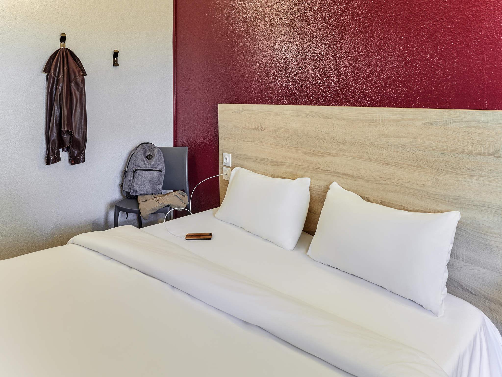 โรงแรม – hotelF1 Marseille Plan de Campagne N°2