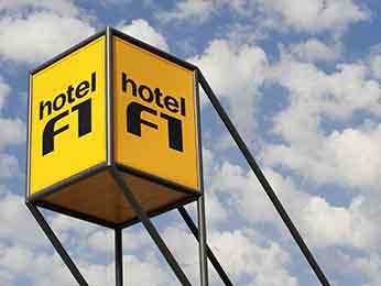hotelF1 Fougères