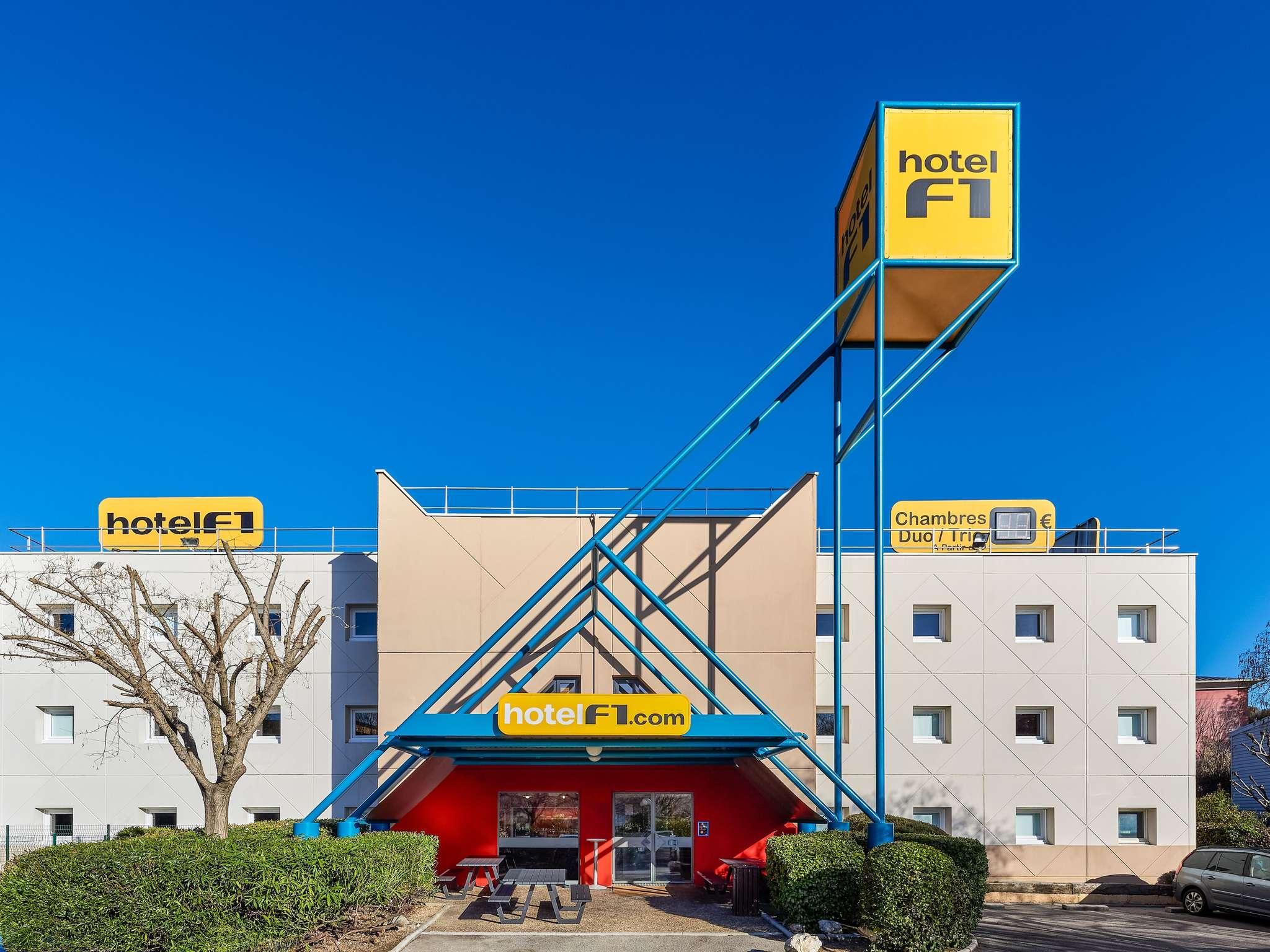 Отель — hotelF1 Épinay-sur-Orge