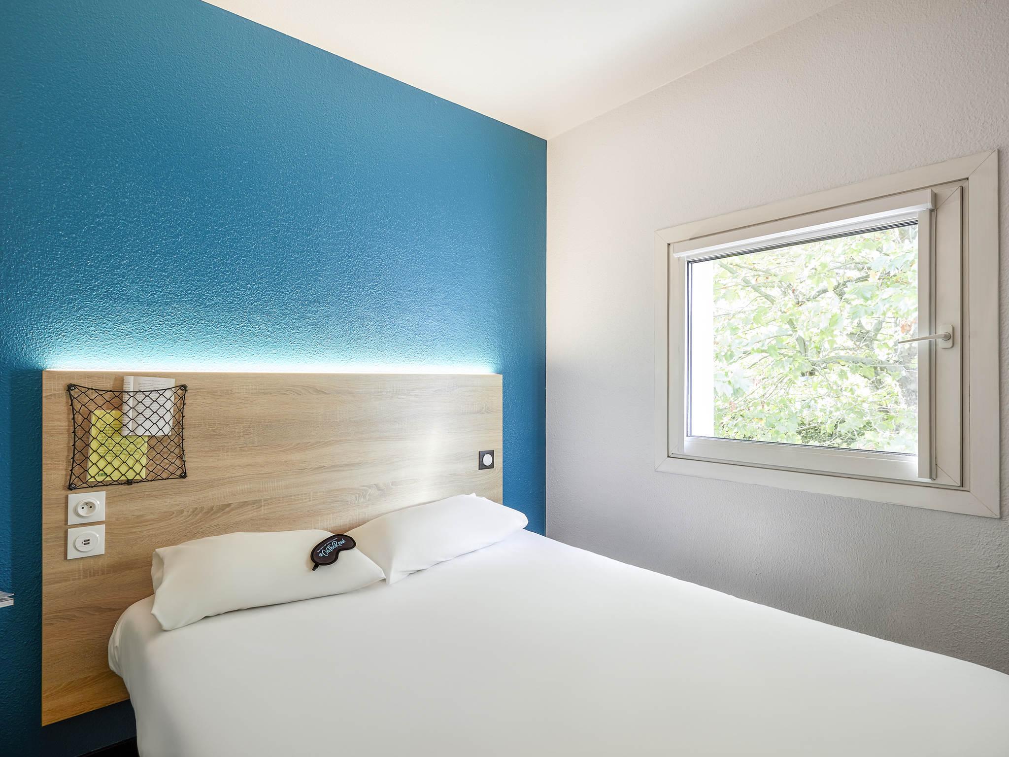 โรงแรม – hotelF1 Dijon Nord