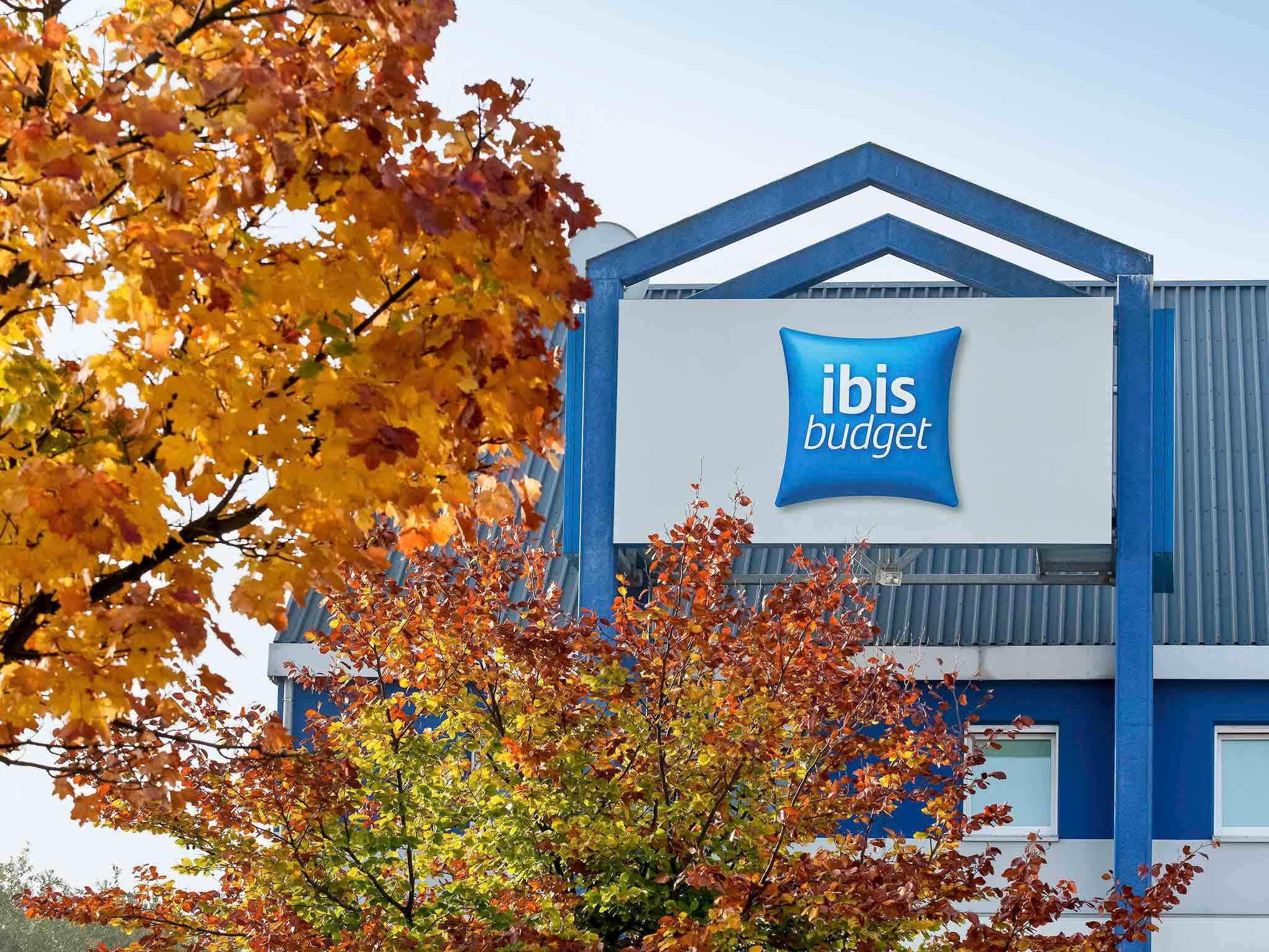โรงแรม – ibis budget Dueren West