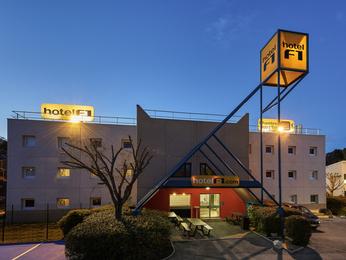 hotelF1 Marseille Valentine