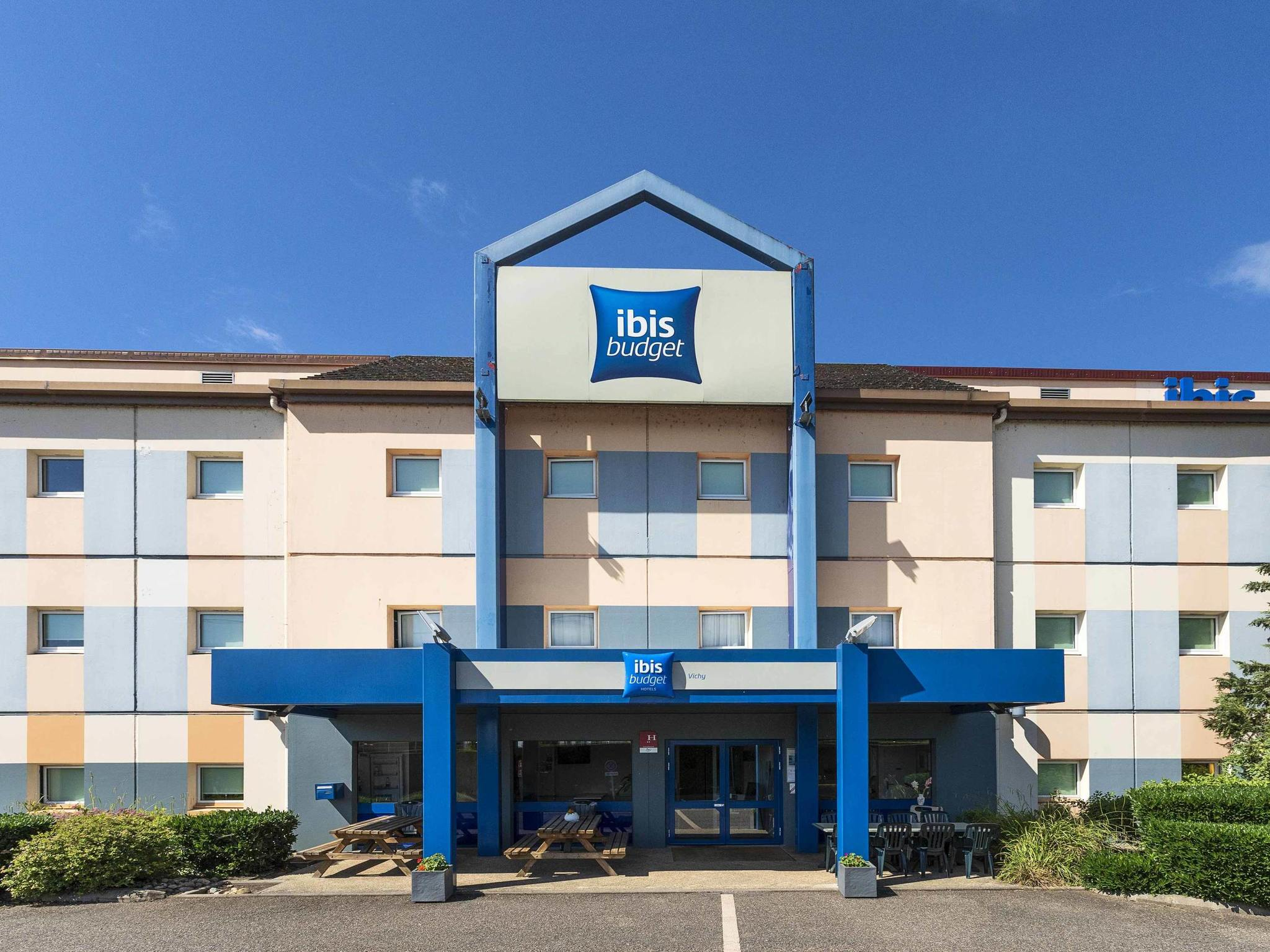 Hotell – ibis budget Vichy
