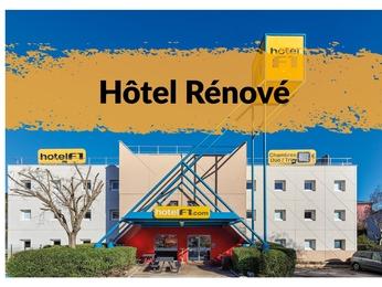 hotelF1 Montpellier Est Vendargues