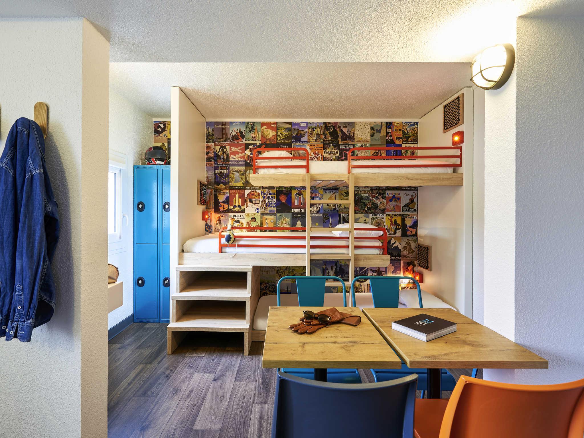 酒店 – hotelF1 Le Mans Nord